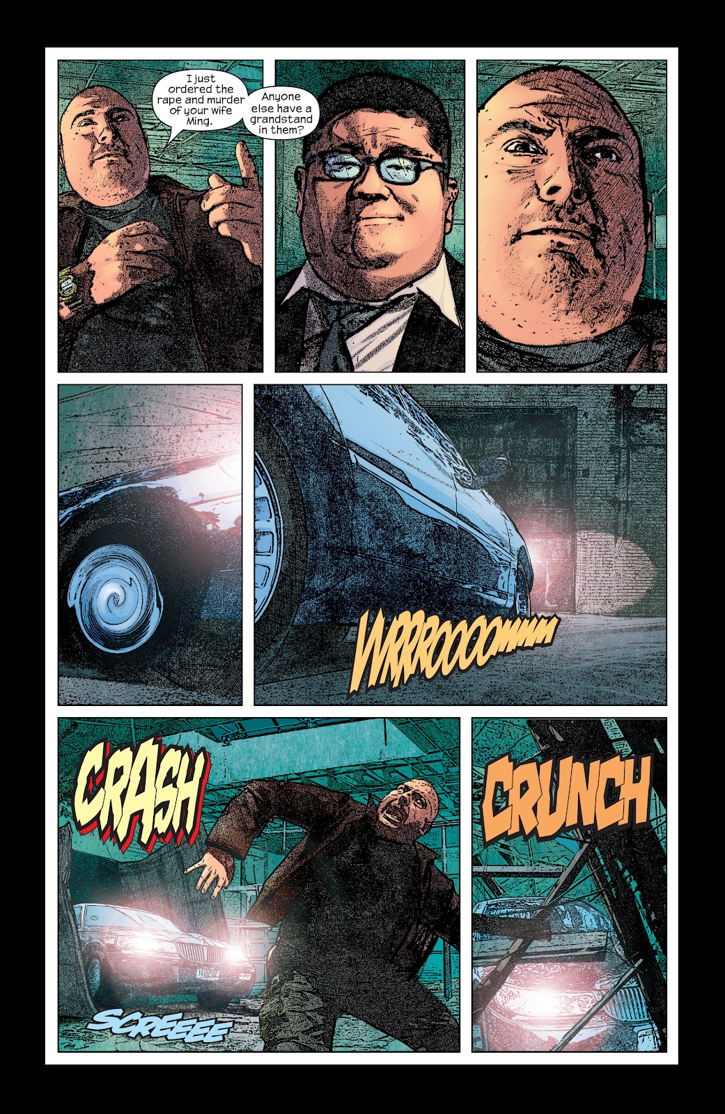 Read online Daredevil (1998) comic -  Issue # _Ultimate_Collection TPB 2 (Part 3) - 13
