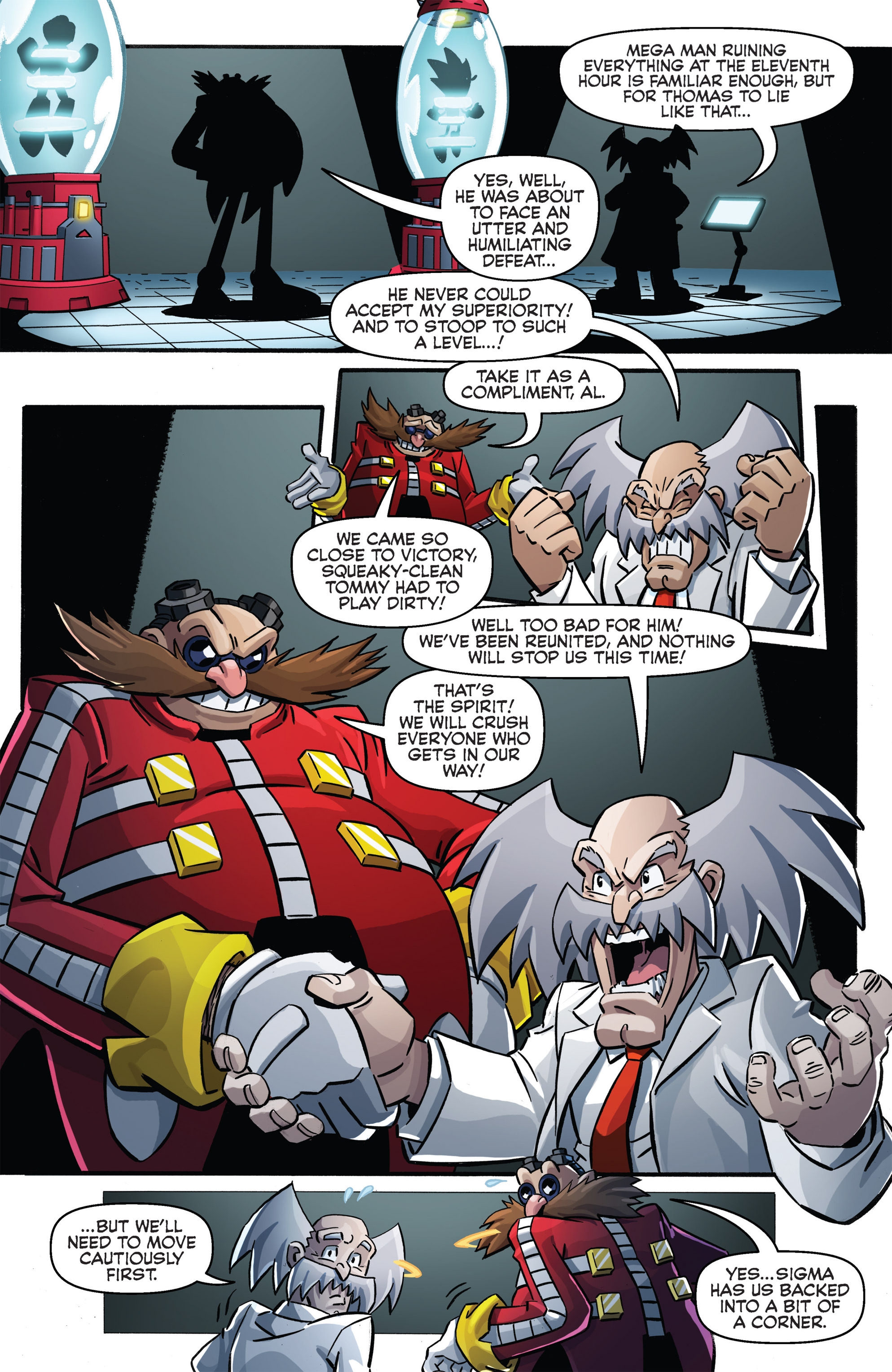 Read online Sonic Boom comic -  Issue #8 - 14