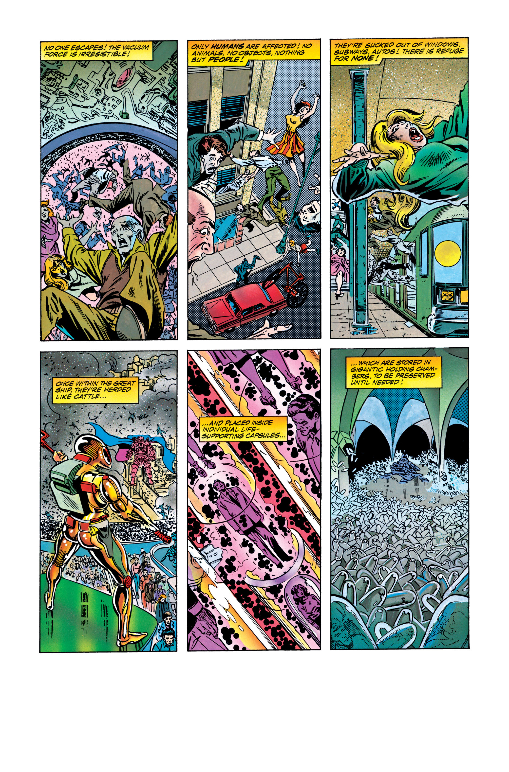 Read online Silver Surfer: Parable comic -  Issue # TPB - 102