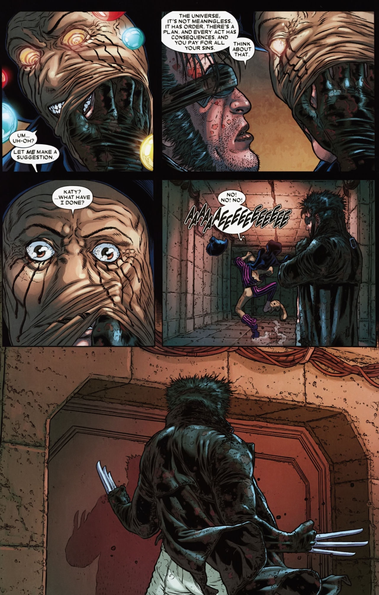 Read online Wolverine: The Best There Is comic -  Issue #6 - 13