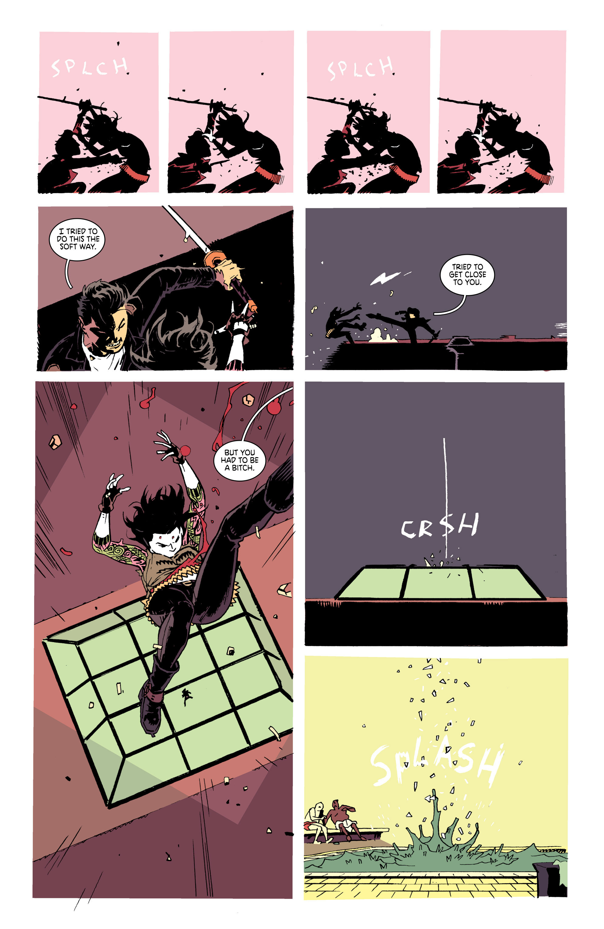 Read online Deadly Class comic -  Issue #25 - 20