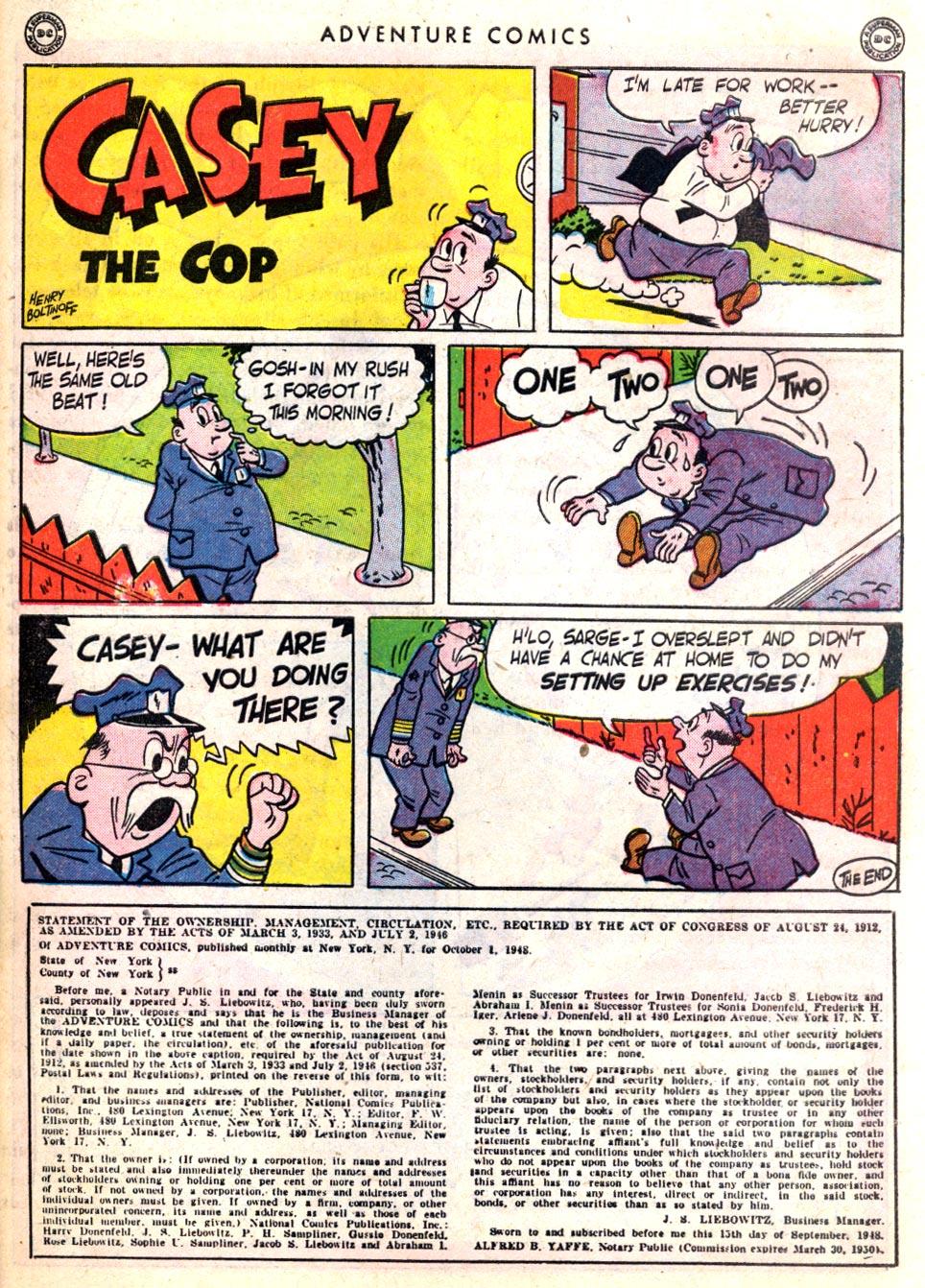 Read online Adventure Comics (1938) comic -  Issue #137 - 41