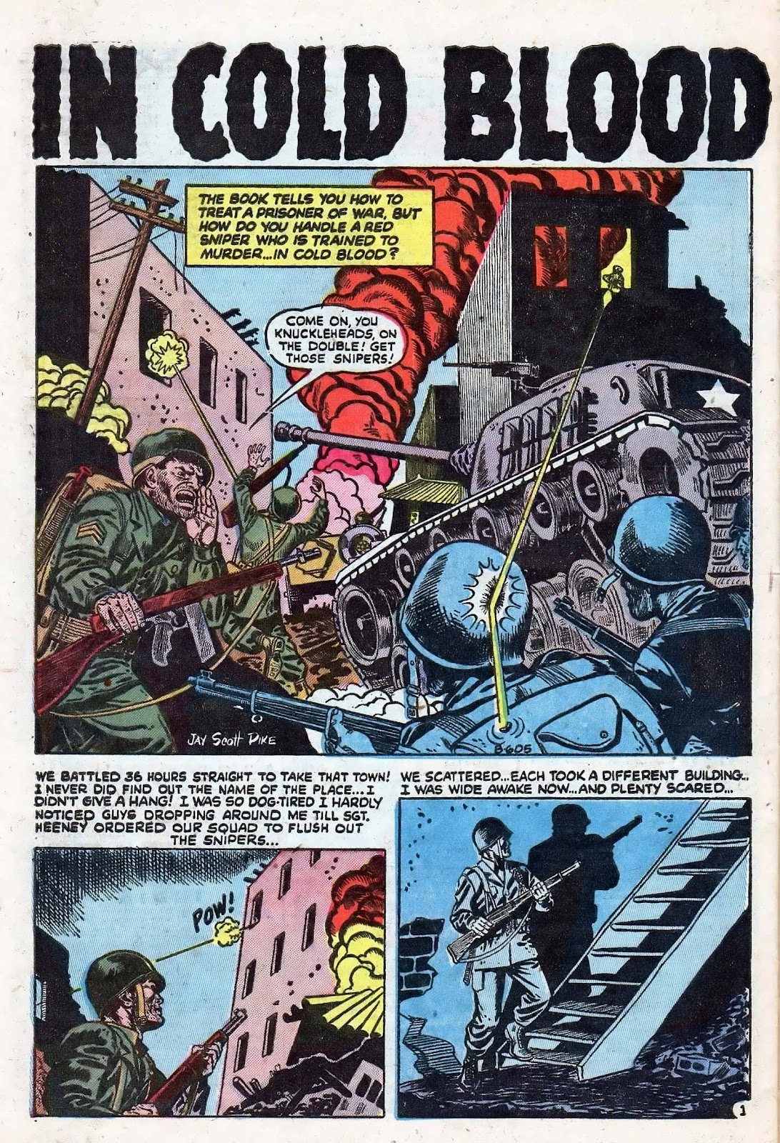 Combat (1952) issue 8 - Page 28