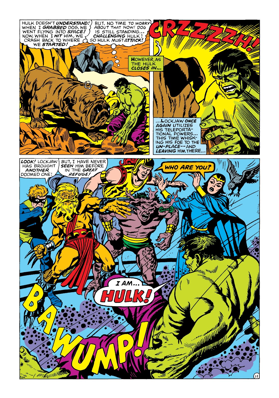 Read online Marvel Masterworks: The Incredible Hulk comic -  Issue # TPB 4 (Part 2) - 44
