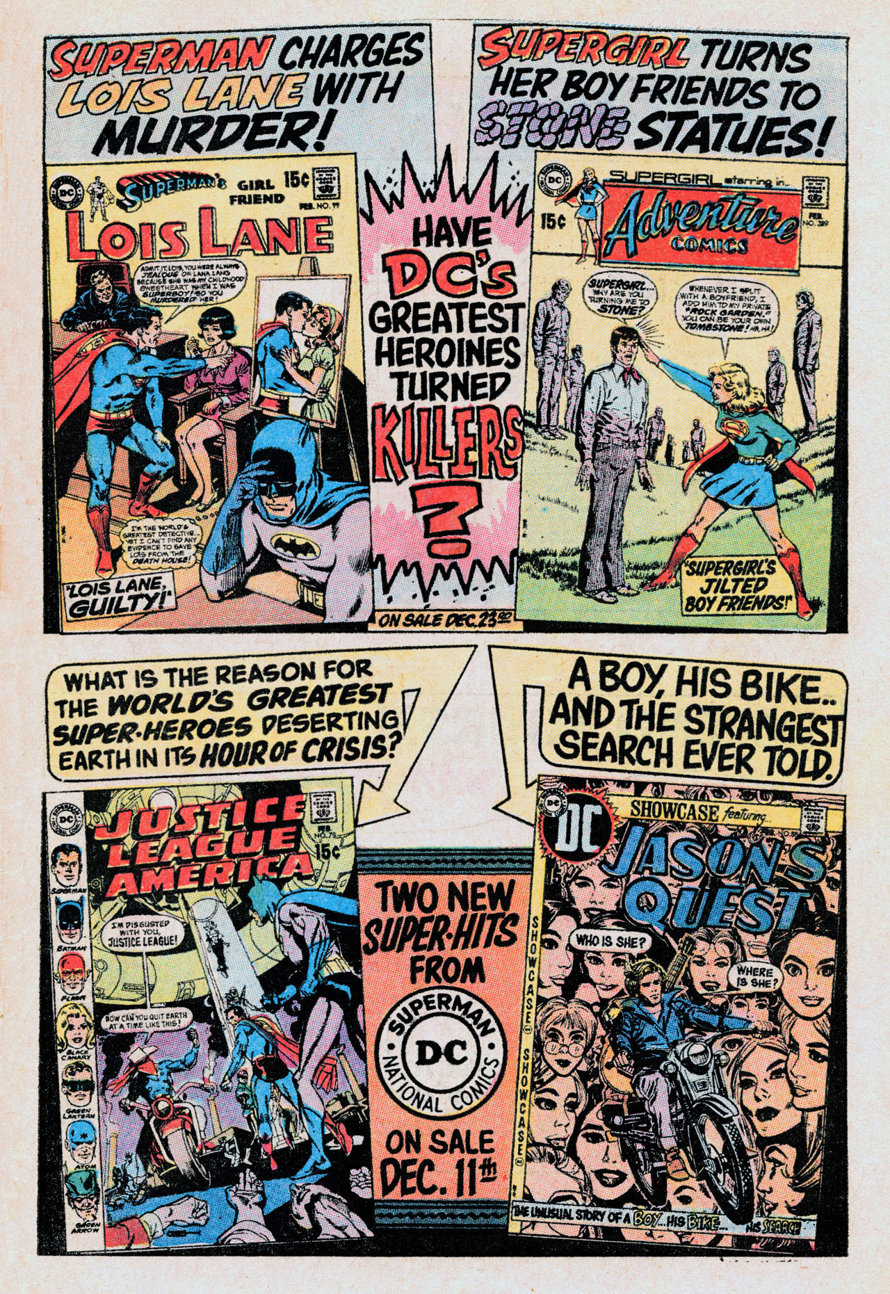 Read online Action Comics (1938) comic -  Issue #385 - 31