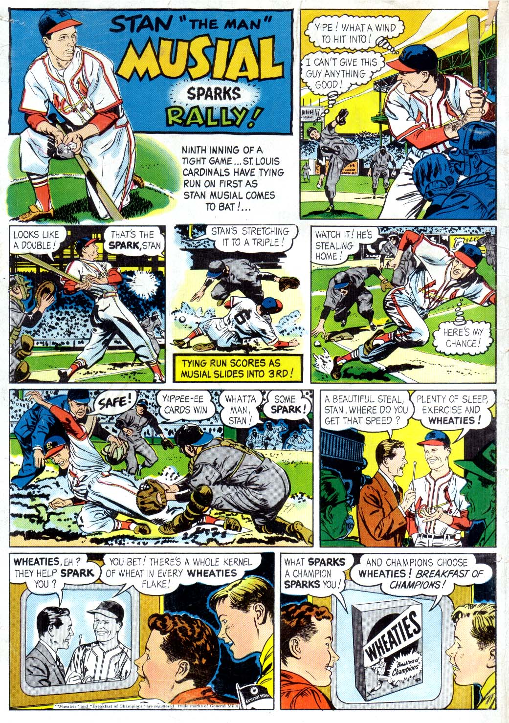 Walt Disney's Comics and Stories issue 146 - Page 52