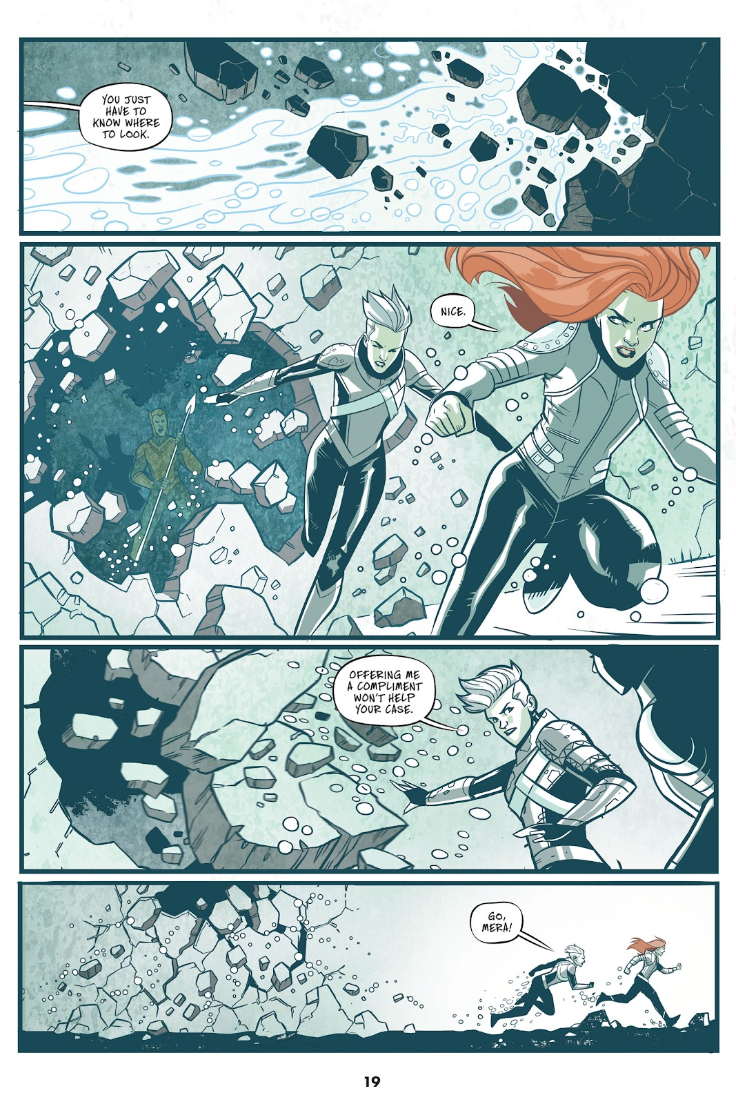 Read online Mera: Tidebreaker comic -  Issue # TPB (Part 1) - 19