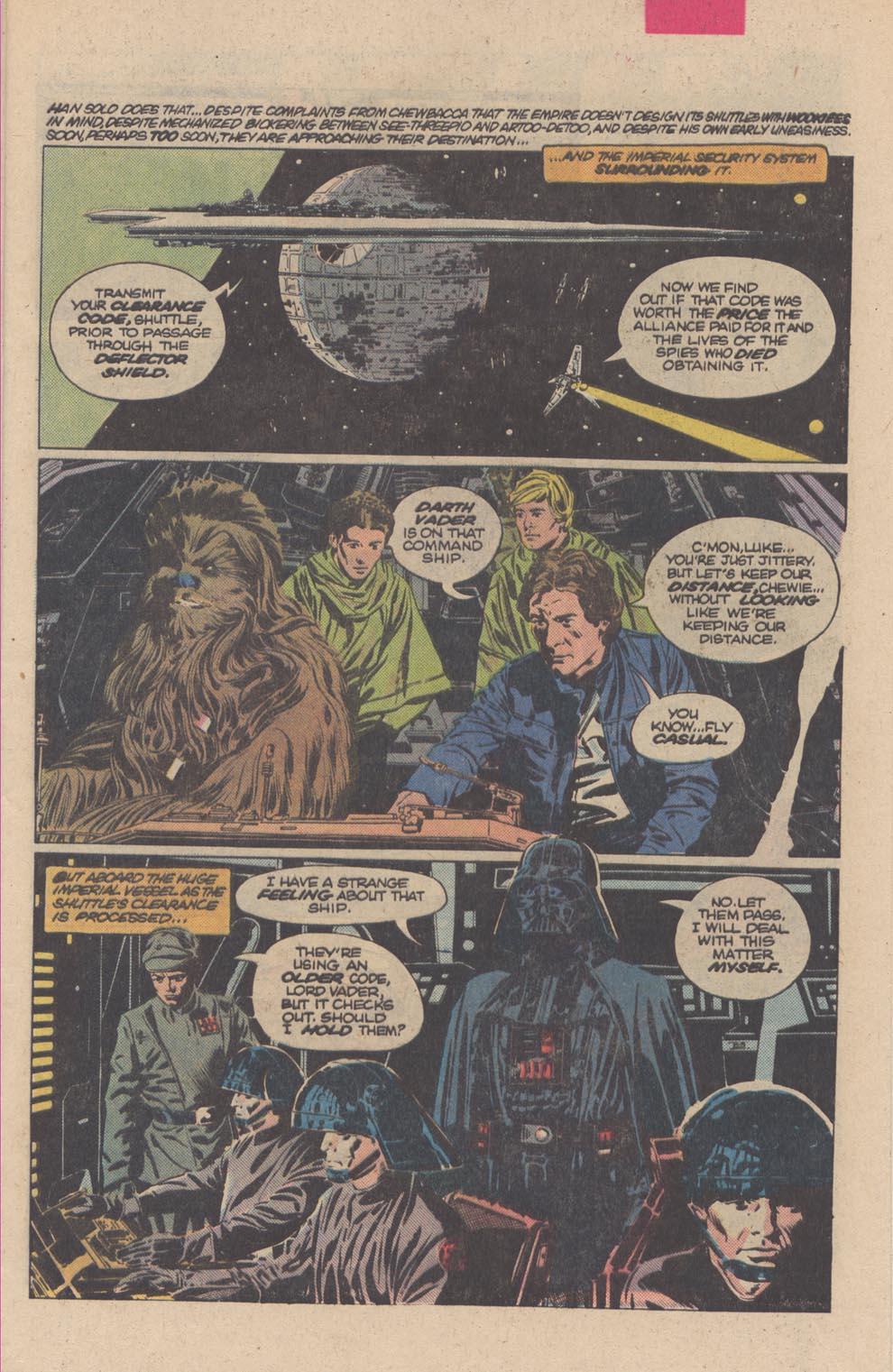 Read online Star Wars: Return of the Jedi comic -  Issue #3 - 8