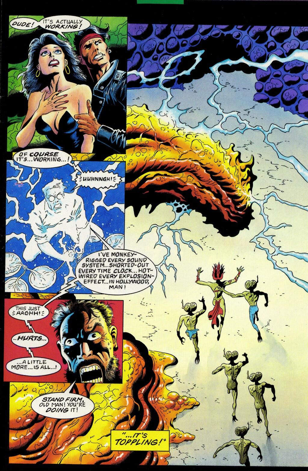 Read online Turok, Dinosaur Hunter (1993) comic -  Issue #33 - 18