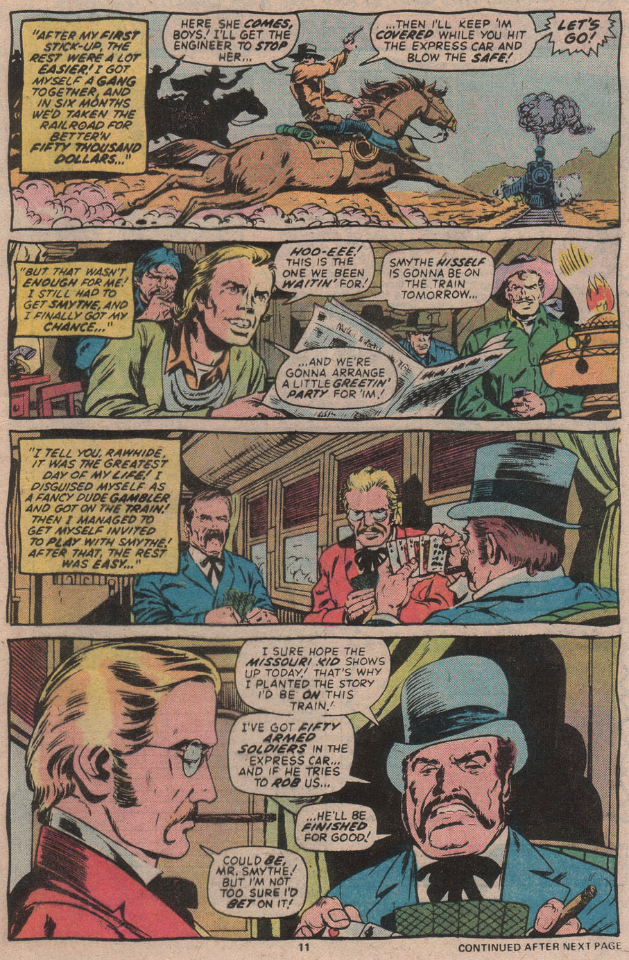 The Rawhide Kid (1955) issue 148 - Page 13