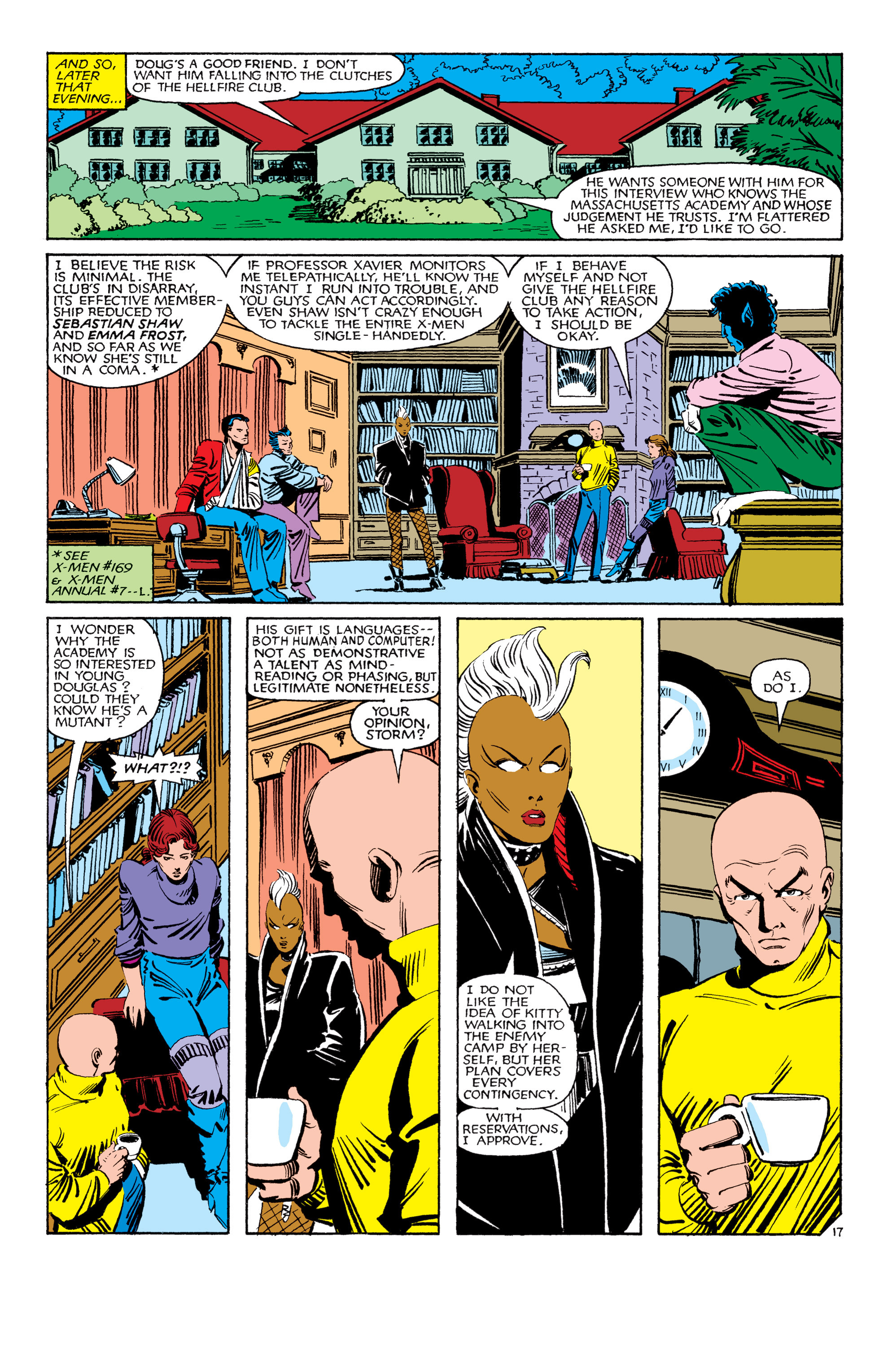 Read online Uncanny X-Men (1963) comic -  Issue #180 - 18