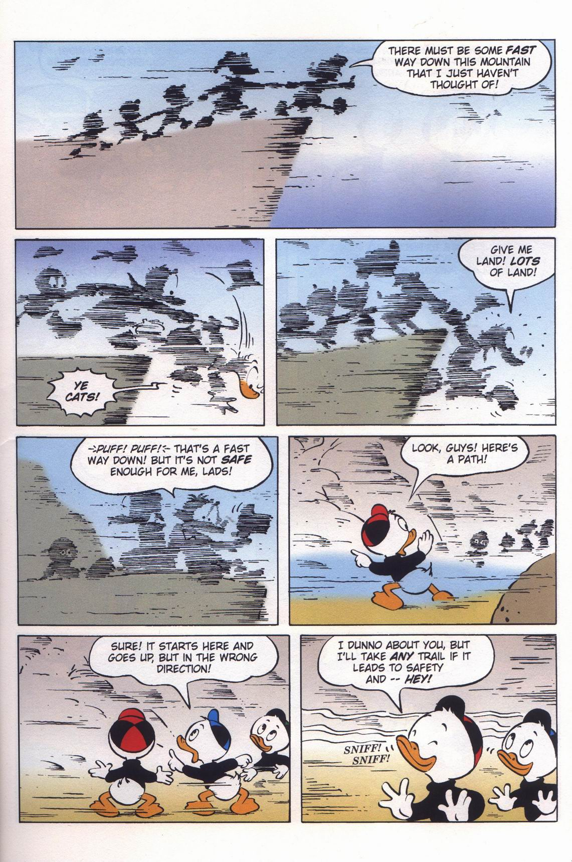 Read online Uncle Scrooge (1953) comic -  Issue #313 - 15