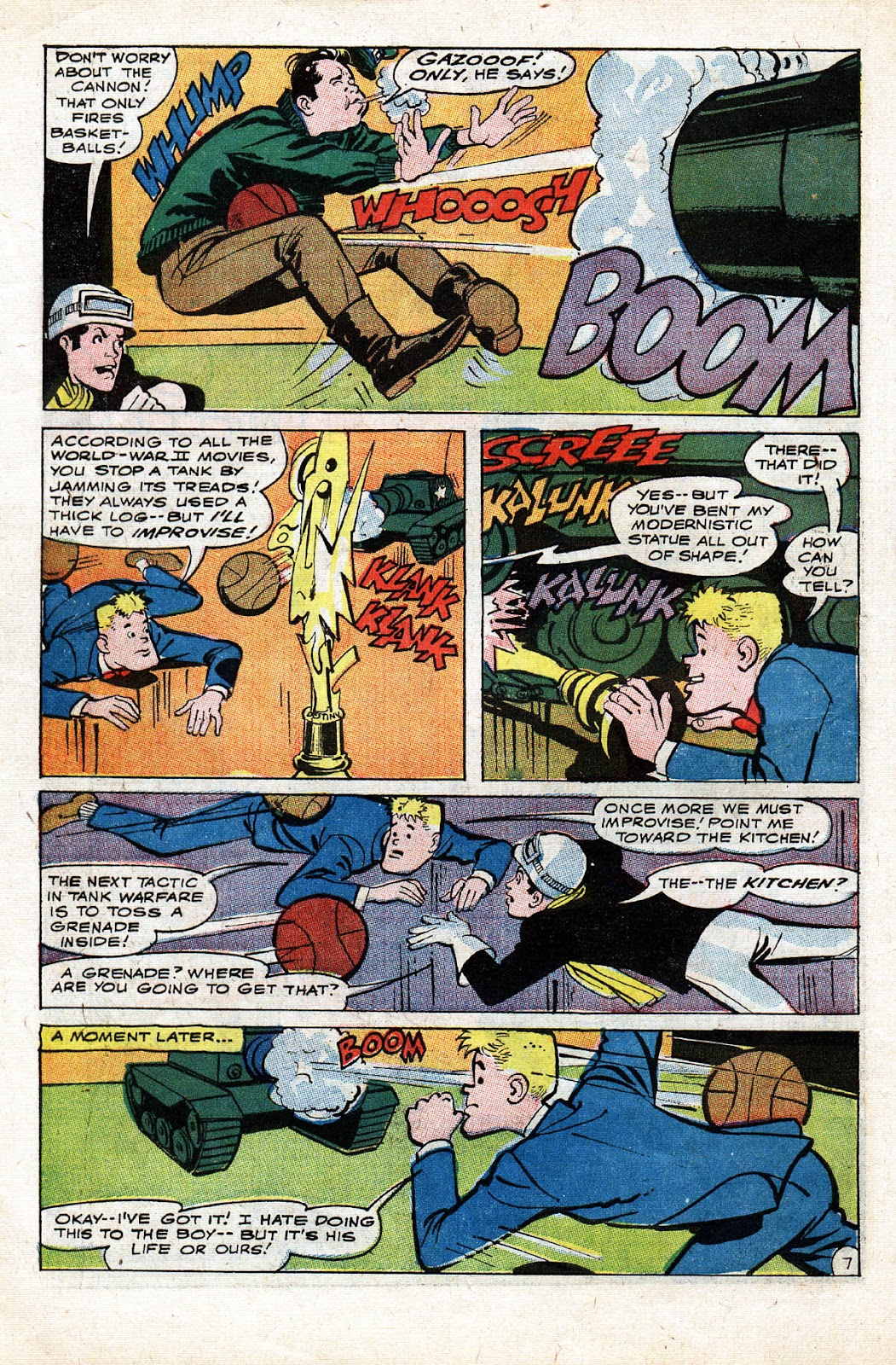 The Adventures of Bob Hope issue 106 - Page 10