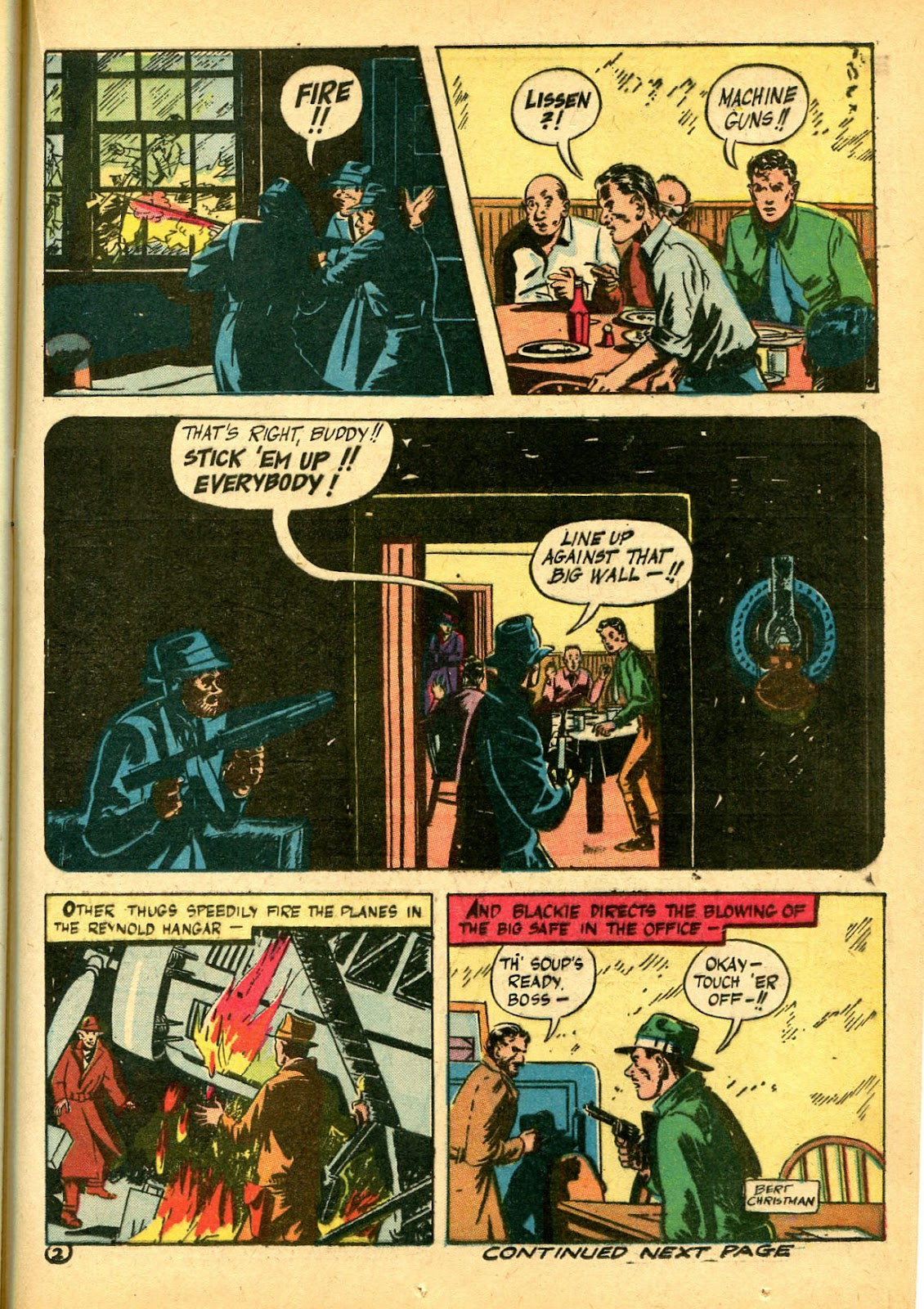 Read online Famous Funnies comic -  Issue #108 - 47