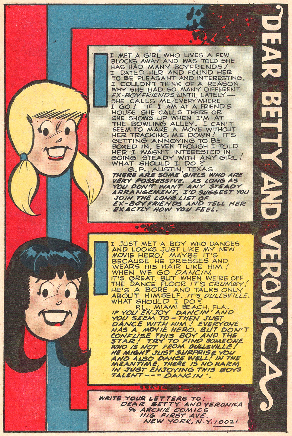 Read online Archie's Girls Betty and Veronica comic -  Issue #277 - 11