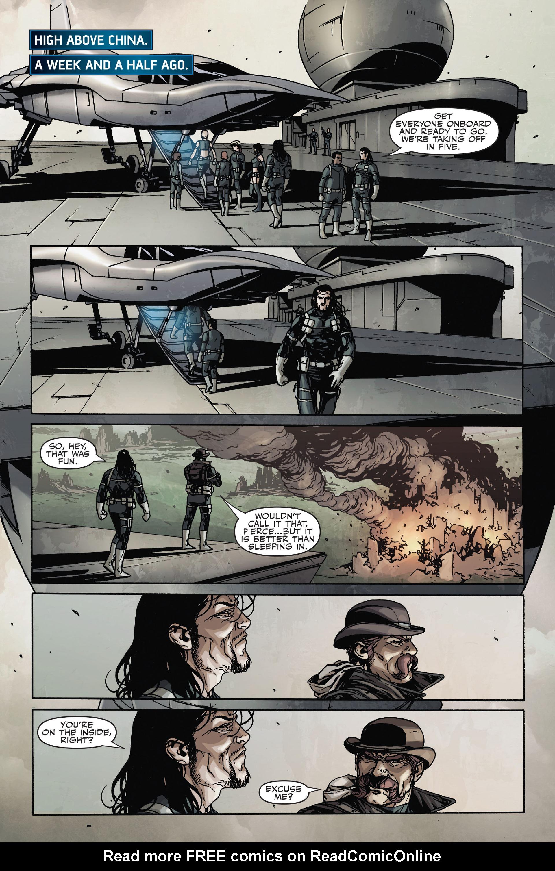 Read online Secret Warriors comic -  Issue #18 - 14