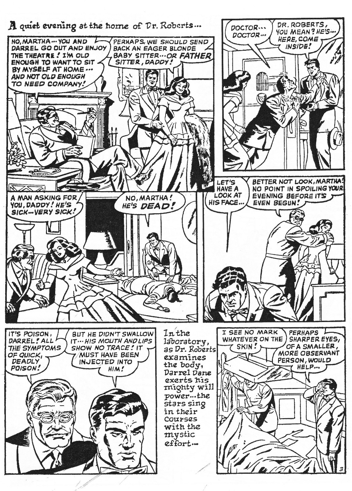 Read online Men of Mystery Comics comic -  Issue #62 - 5
