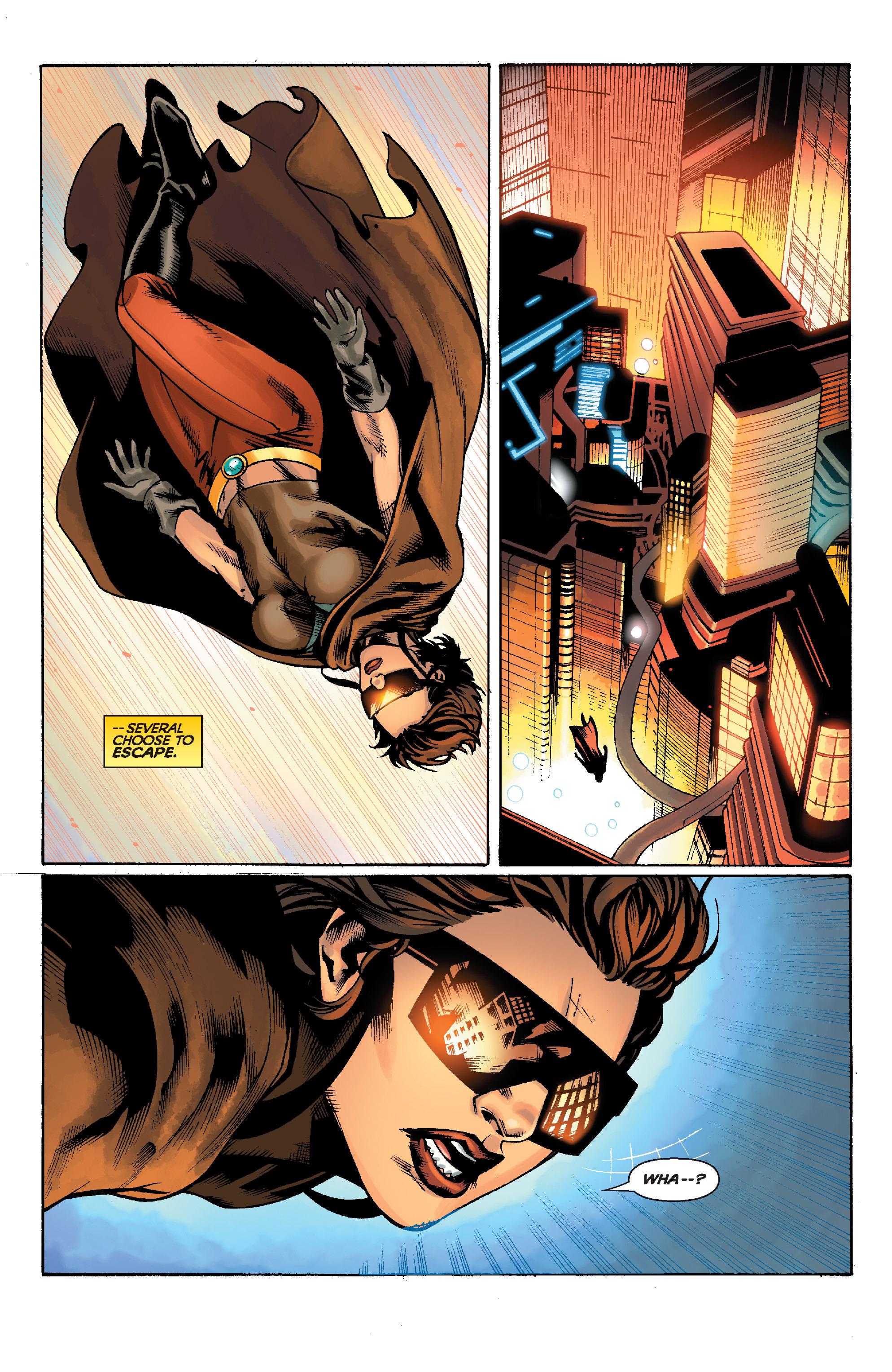 Read online Star Wars: Knight Errant - Escape comic -  Issue #1 - 4