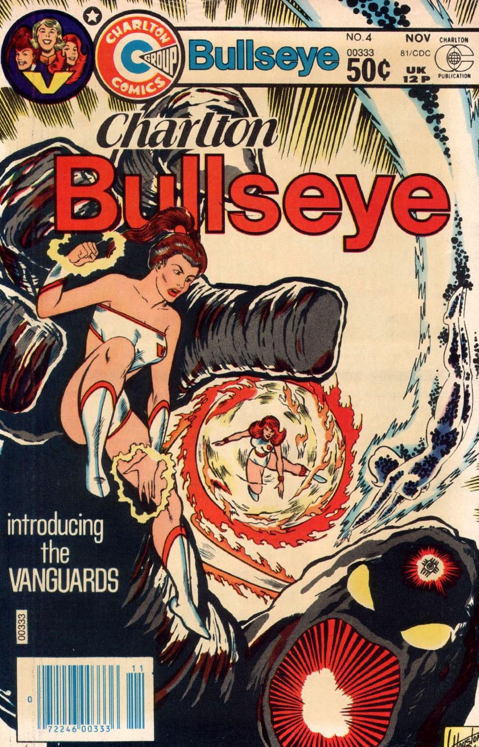 Charlton Bullseye (1981) issue 4 - Page 1