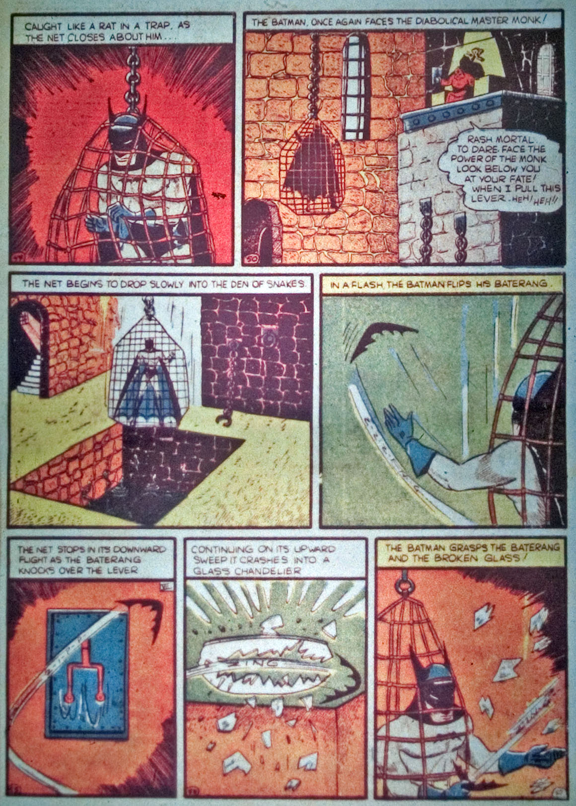 Read online Detective Comics (1937) comic -  Issue #31 - 9