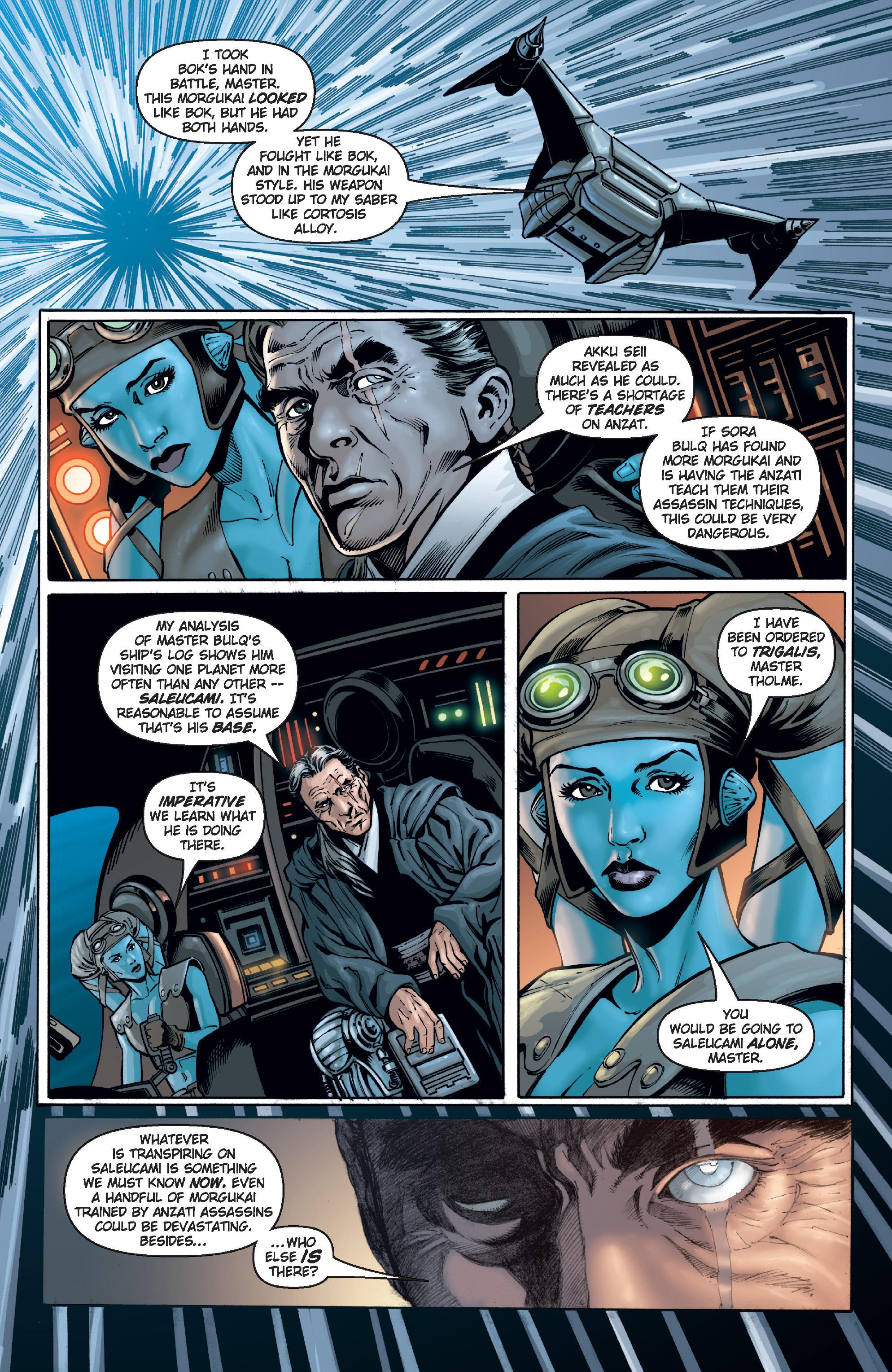 Read online Star Wars Omnibus comic -  Issue # Vol. 26 - 232