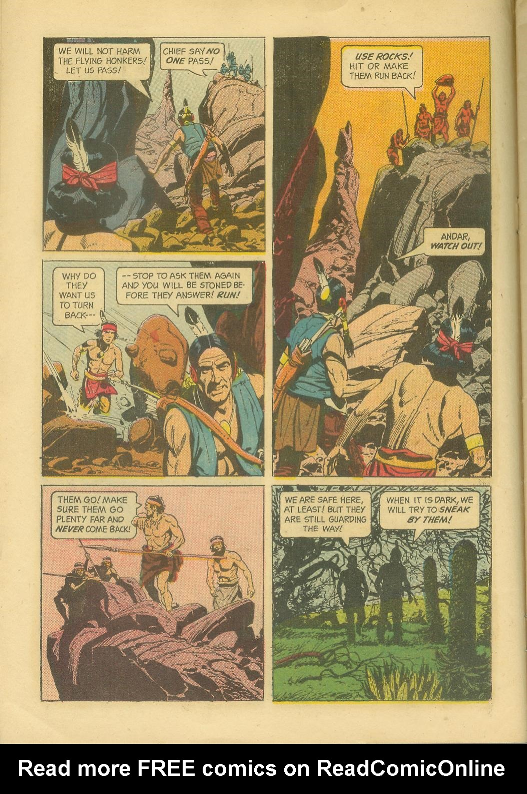 Read online Turok, Son of Stone comic -  Issue #30 - 6