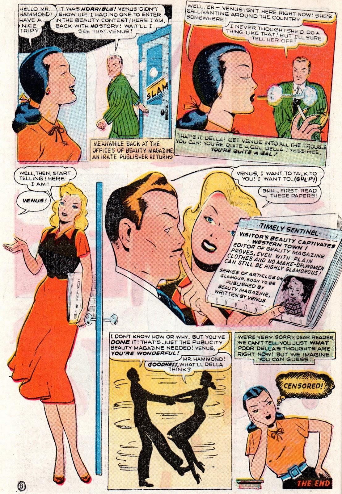 Venus (1948) issue 2 - Page 10