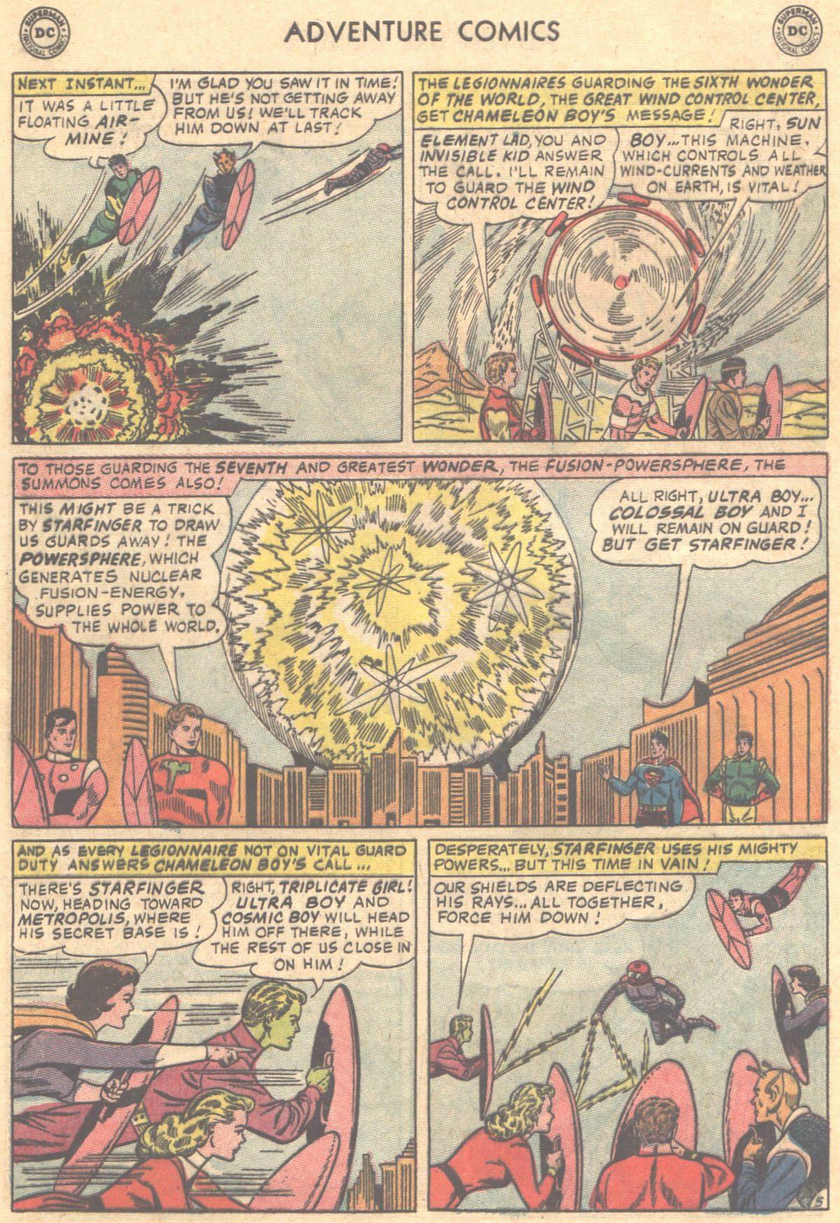 Read online Adventure Comics (1938) comic -  Issue #336 - 17
