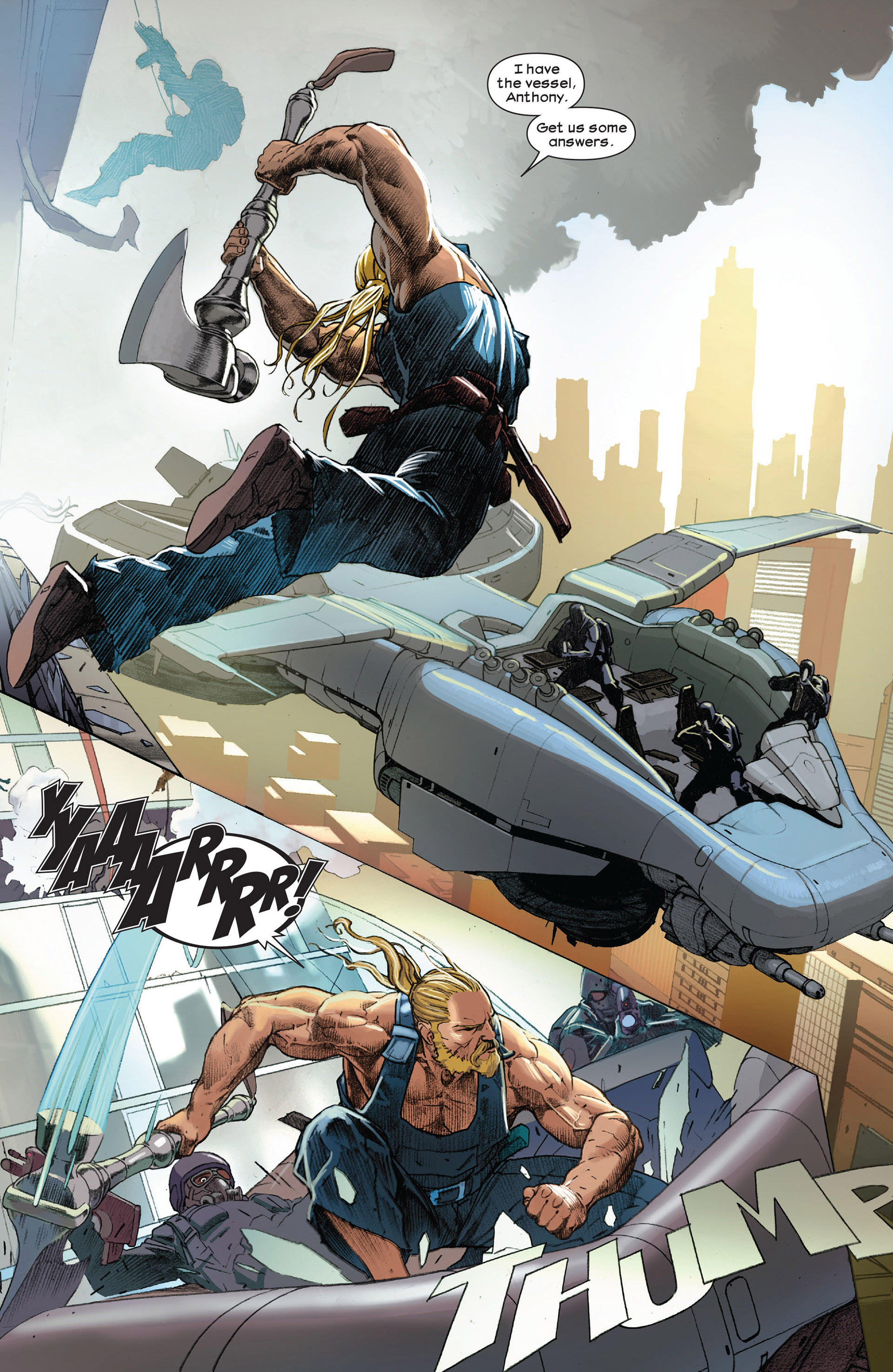 Read online Ultimate Comics Ultimates comic -  Issue #9 - 8