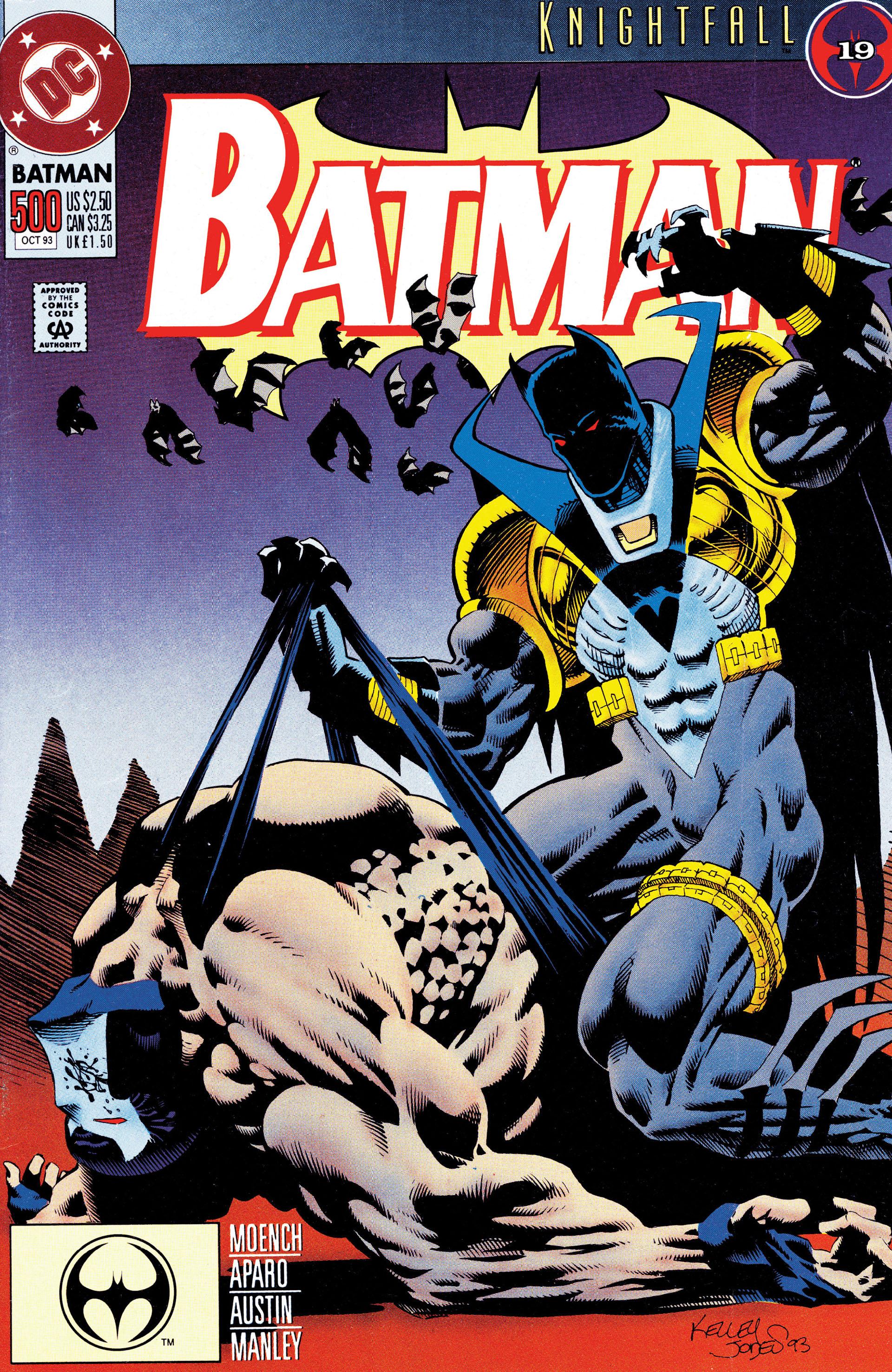 Batman (1940) 500 Page 1