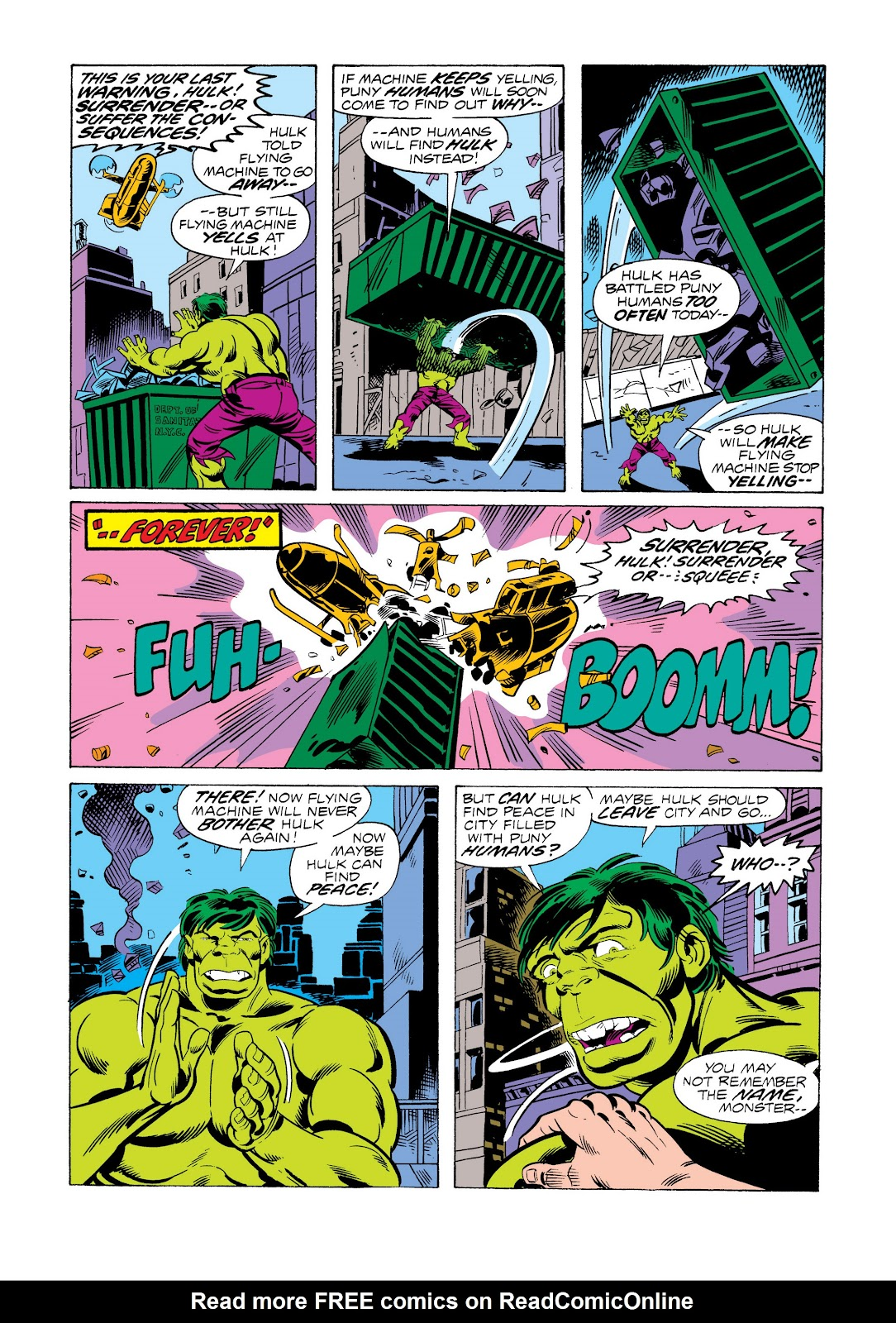 Read online Marvel Masterworks: The Incredible Hulk comic -  Issue # TPB 11 (Part 2) - 90