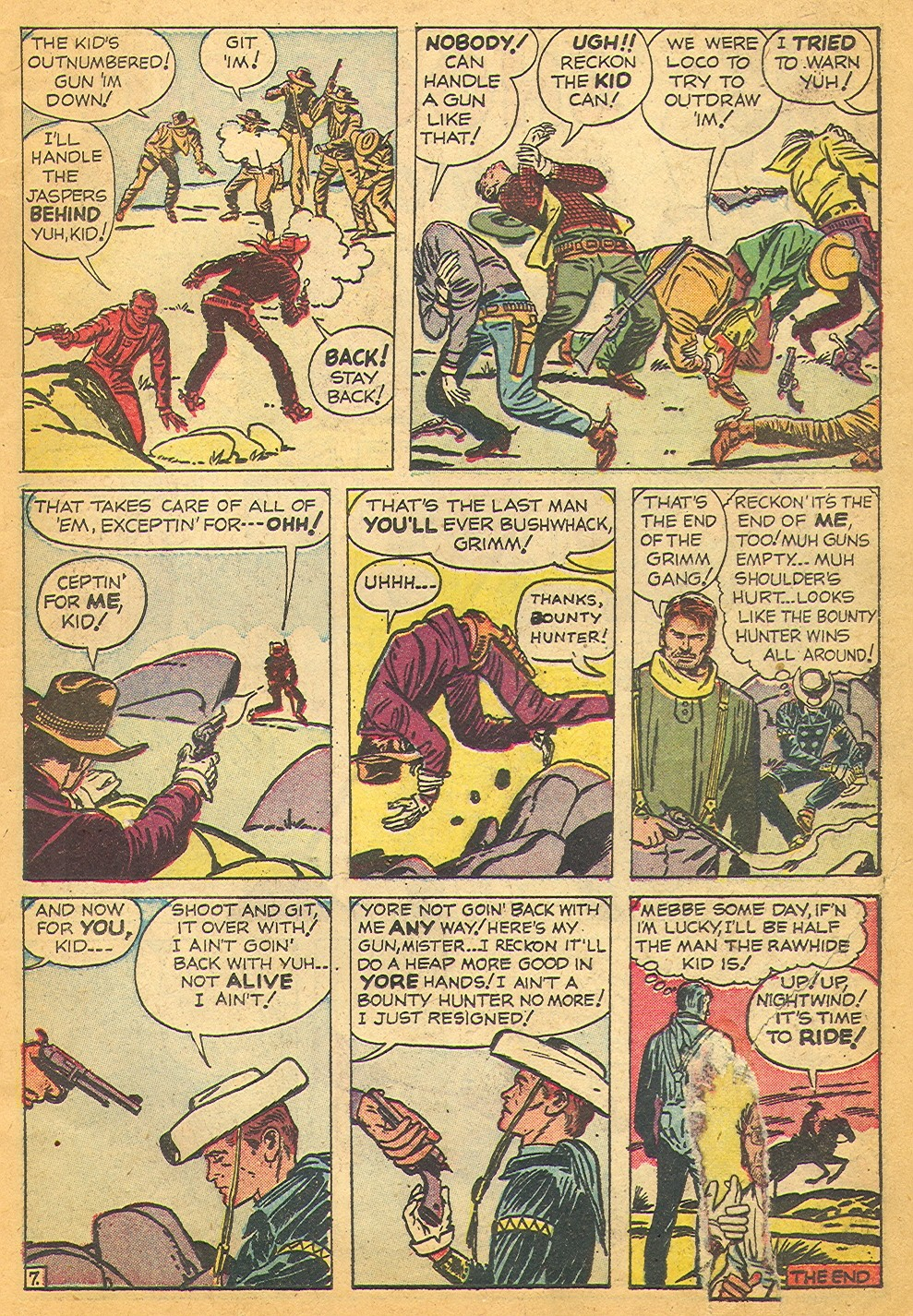 The Rawhide Kid (1955) issue 26 - Page 11