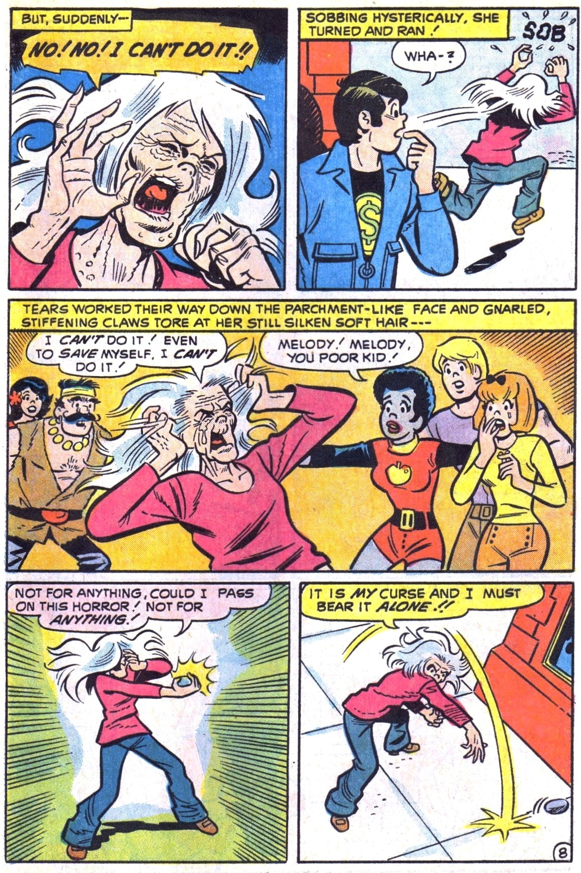 Read online She's Josie comic -  Issue #62 - 47