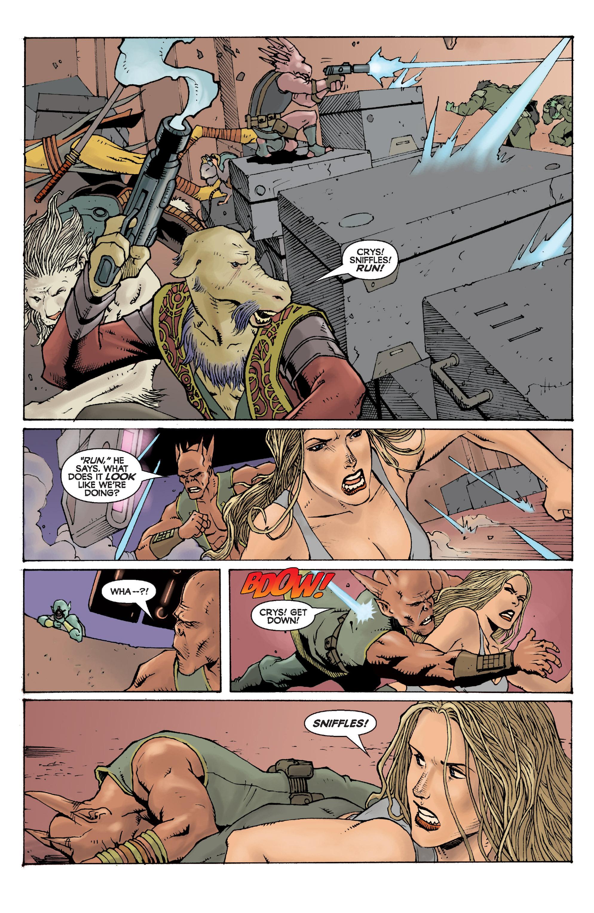 Read online Star Wars Omnibus comic -  Issue # Vol. 31 - 215