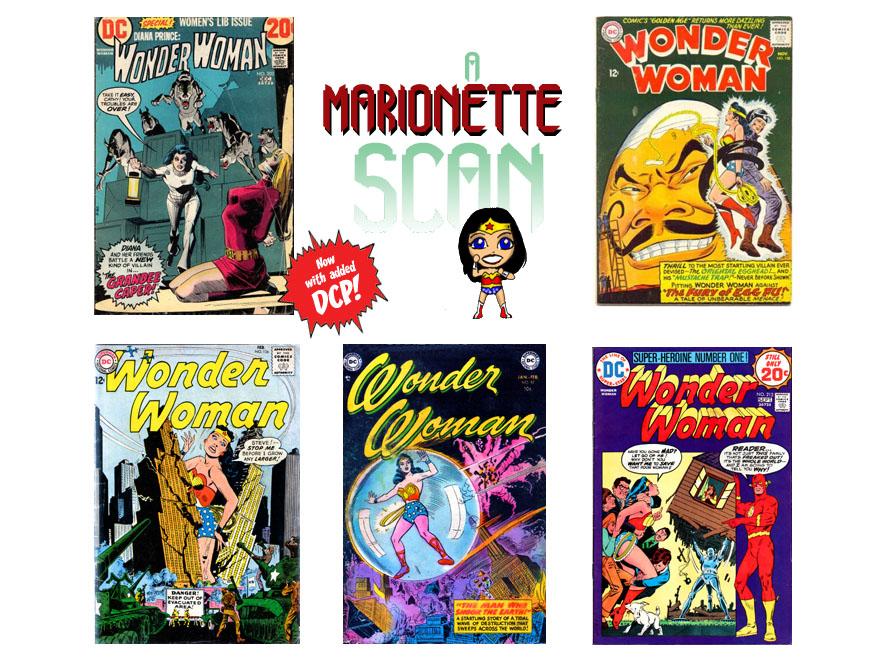 Read online Wonder Woman (1942) comic -  Issue #231 - 35