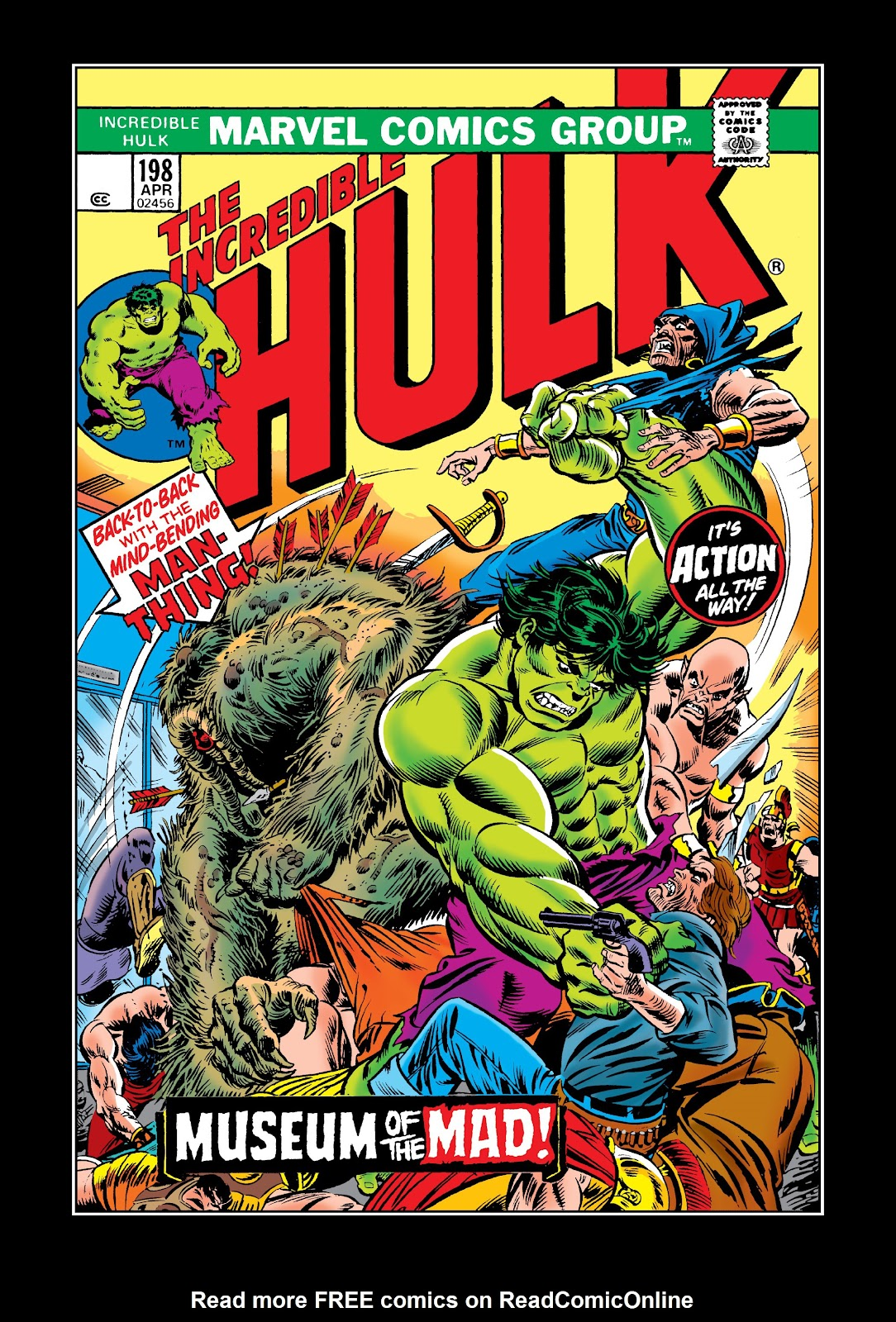 Read online Marvel Masterworks: The Incredible Hulk comic -  Issue # TPB 12 (Part 1) - 28