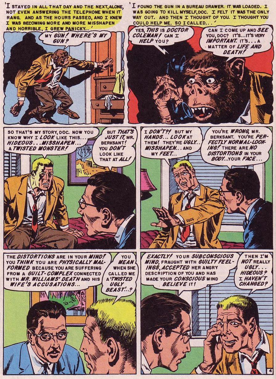Read online Shock SuspenStories comic -  Issue #13 - 20