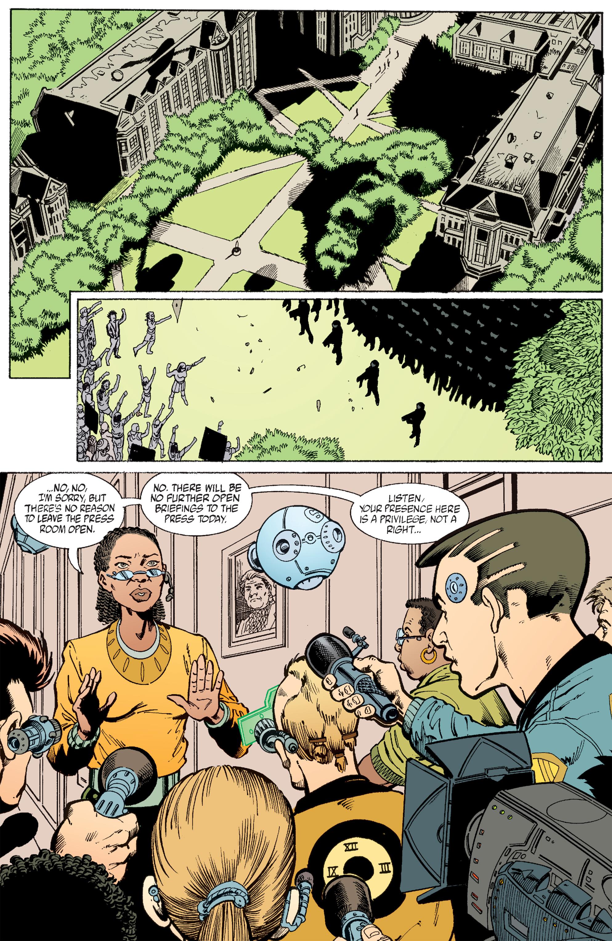Read online Transmetropolitan comic -  Issue #56 - 17