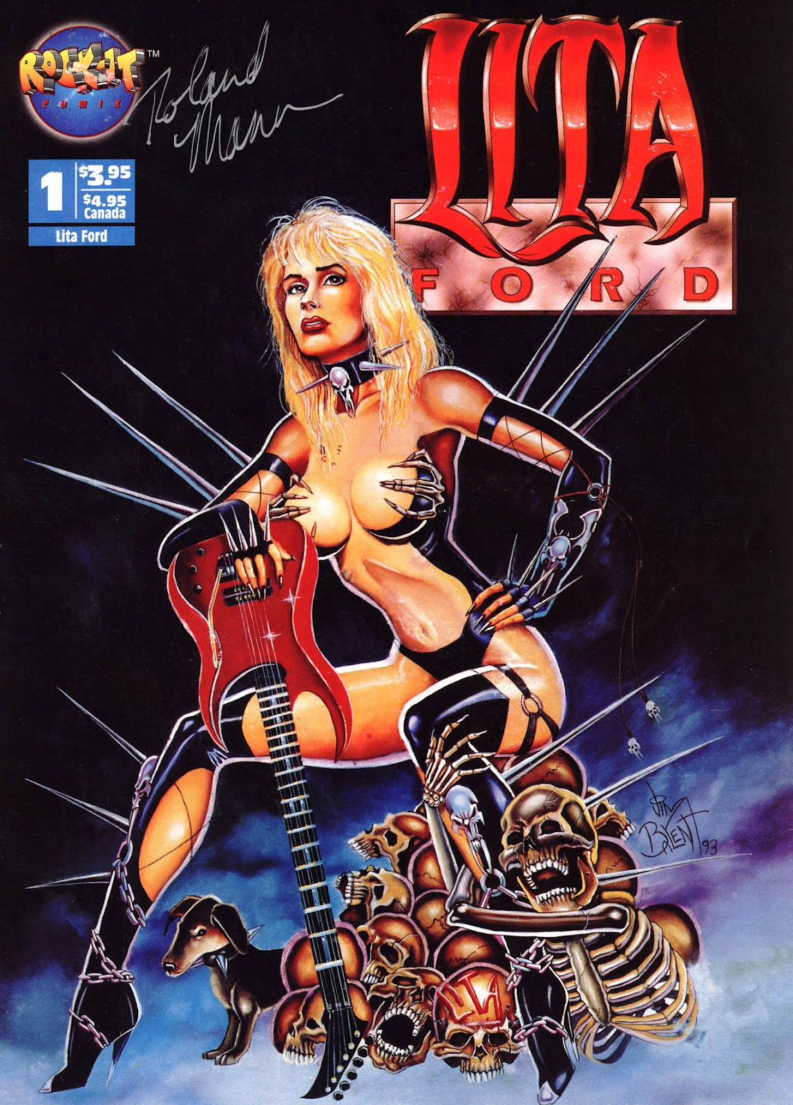 Lita Ford Full Page 1