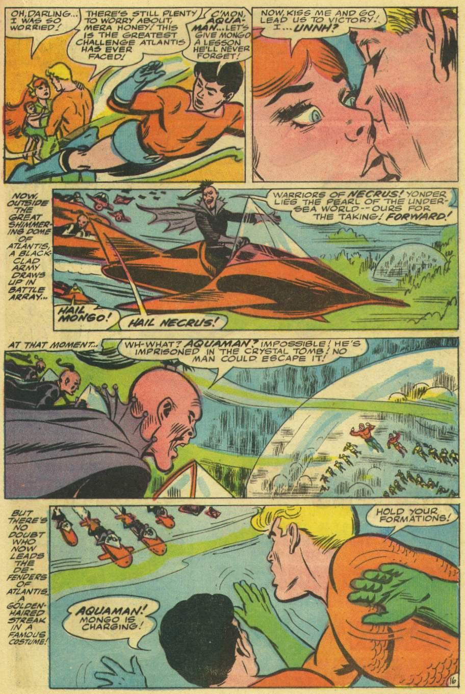 Read online Aquaman (1962) comic -  Issue #30 - 21