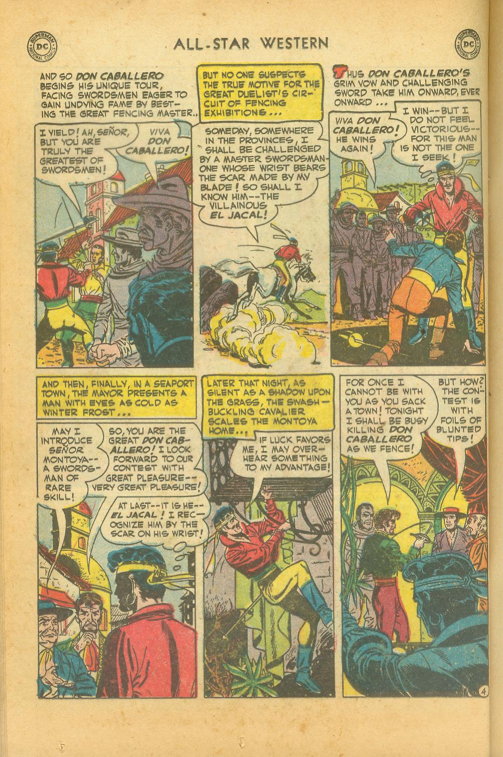Read online All-Star Western (1951) comic -  Issue #61 - 18