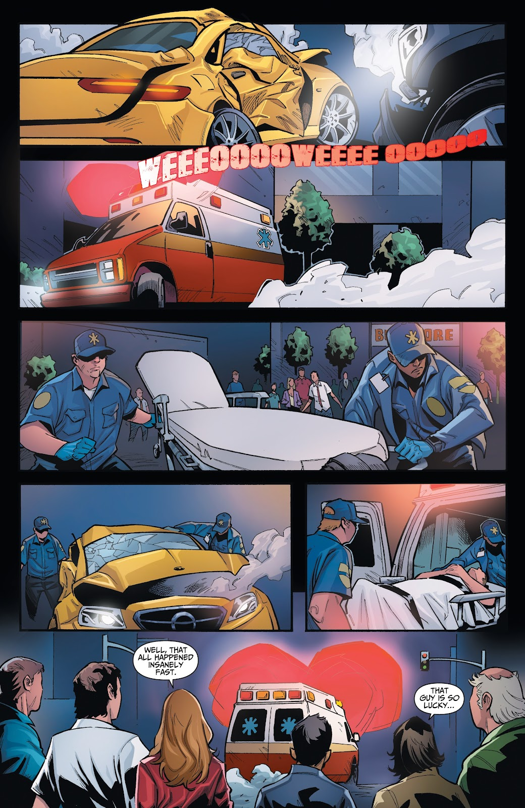 Read online Incidentals comic -  Issue #15 - 12