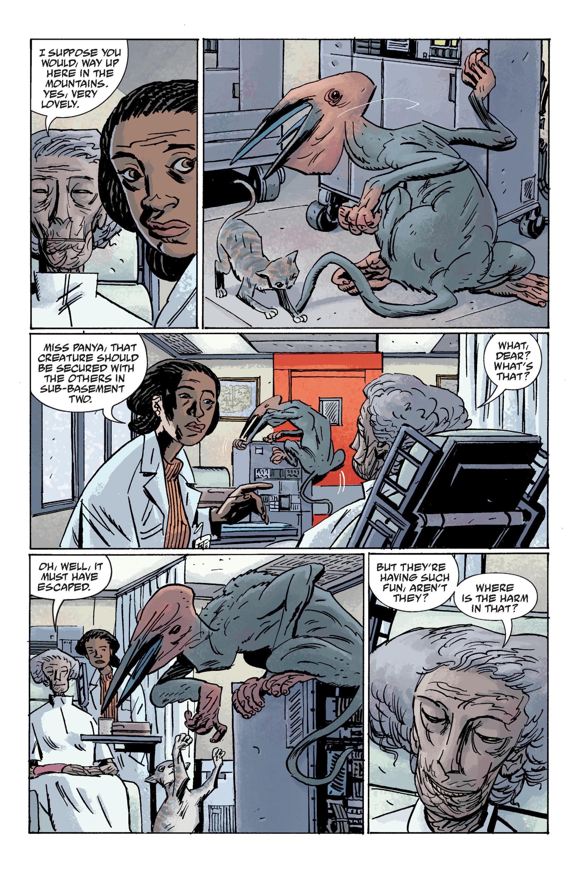 Read online B.P.R.D. (2003) comic -  Issue # TPB 10 - 76