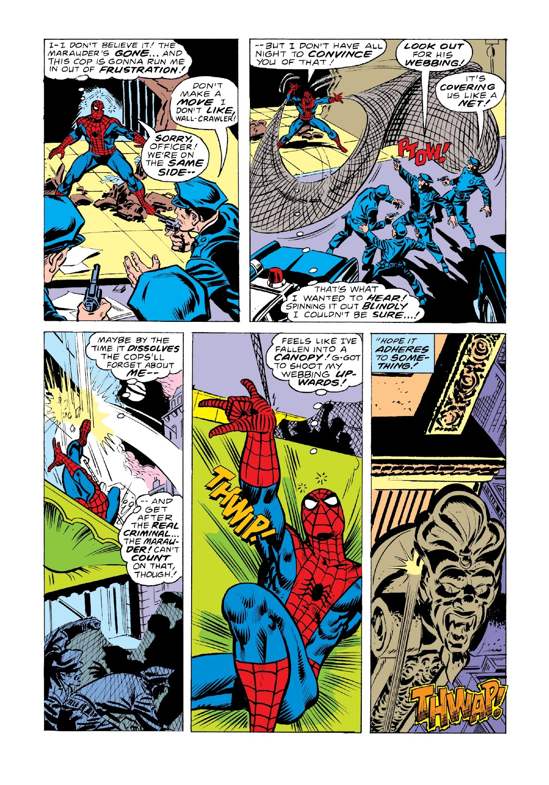 Read online Marvel Masterworks: The Spectacular Spider-Man comic -  Issue # TPB 2 (Part 2) - 96