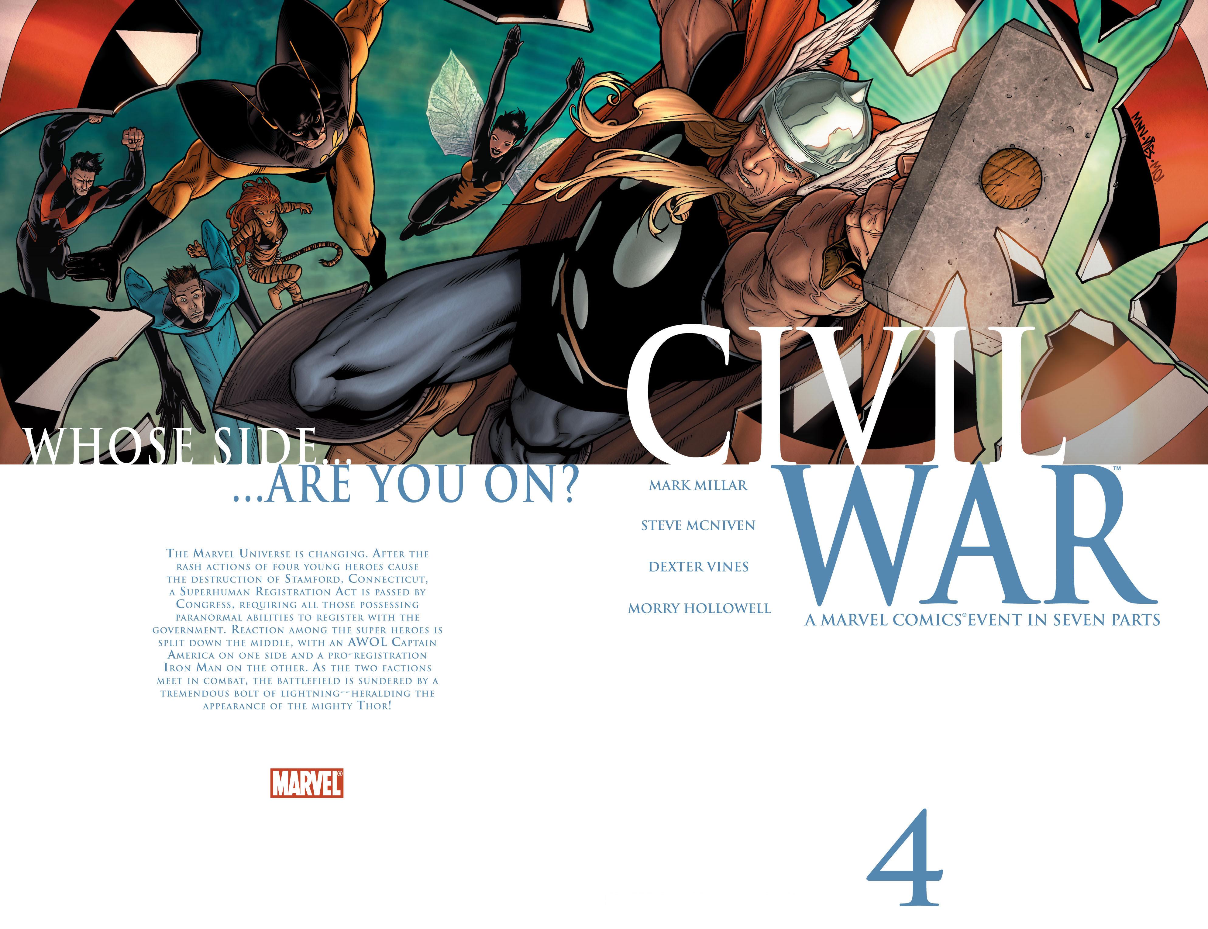 Civil War (2006) 4 Page 2