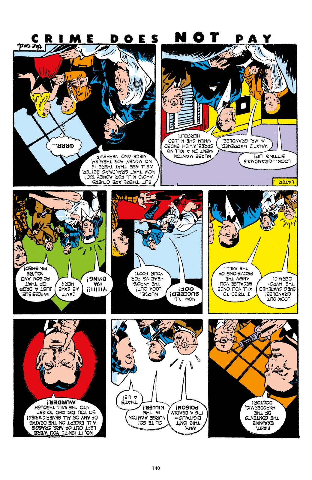 Read online Crime Does Not Pay Archives comic -  Issue # TPB 7 (Part 2) - 42