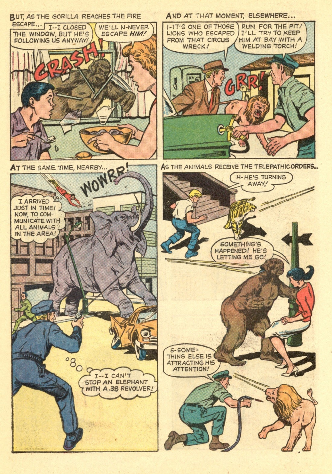 Adventures of the Jaguar issue 4 - Page 17