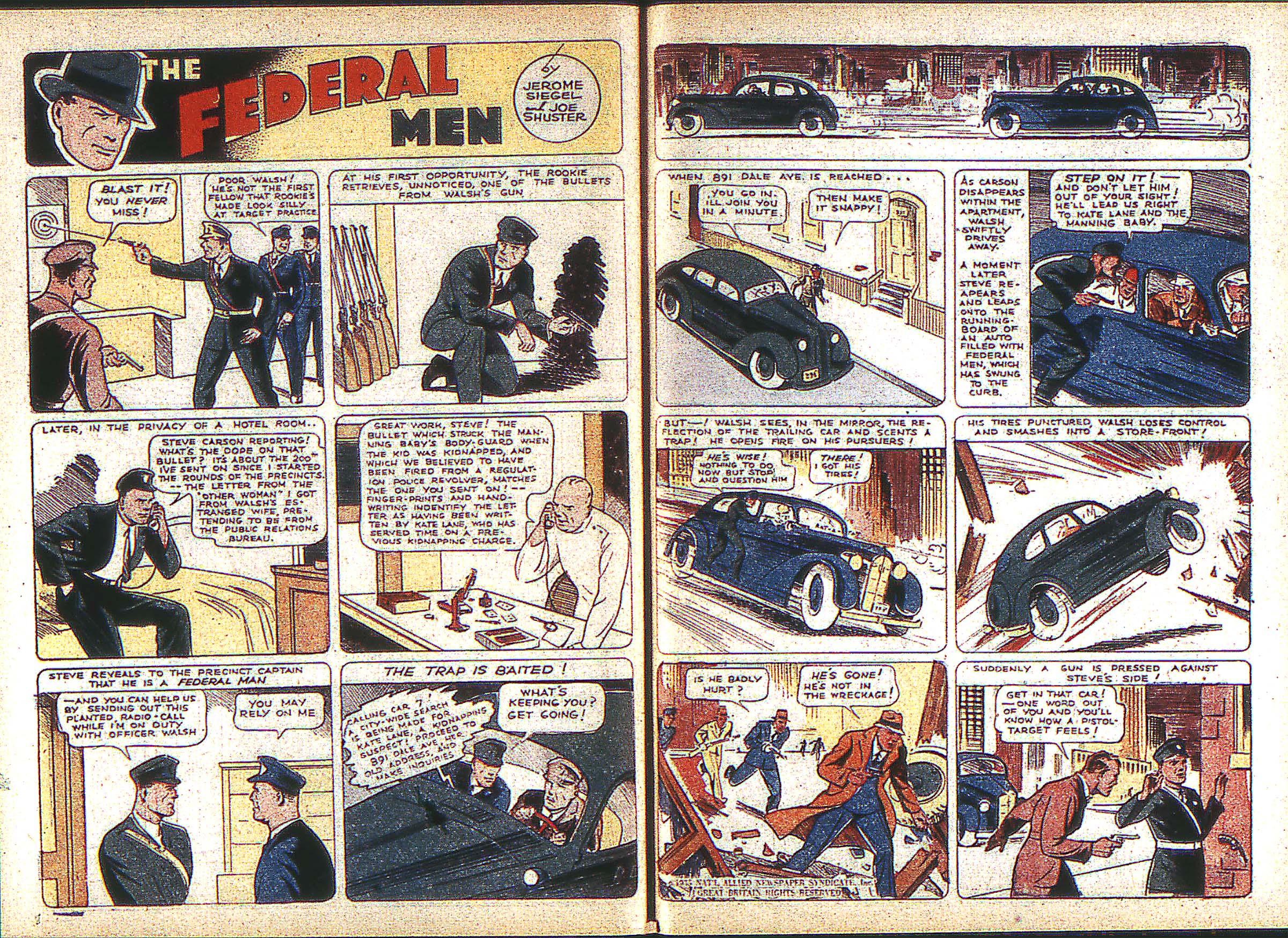 Read online Adventure Comics (1938) comic -  Issue #2 - 40