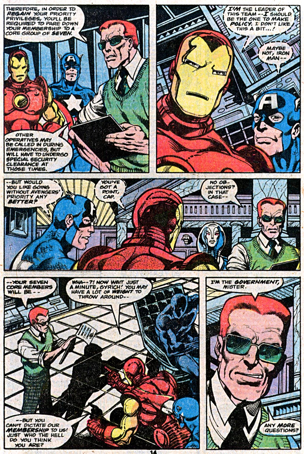The Avengers (1963) 181 Page 8
