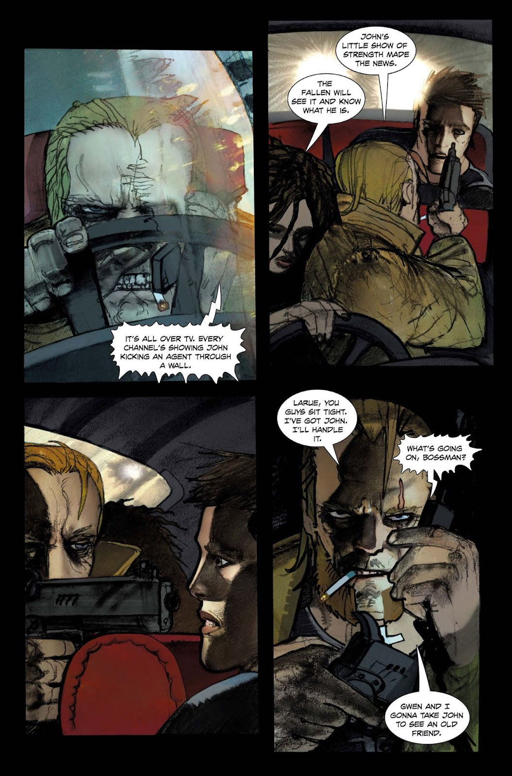 13 Coins issue TPB - Page 96
